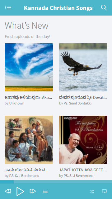 Kannada Christian songs2